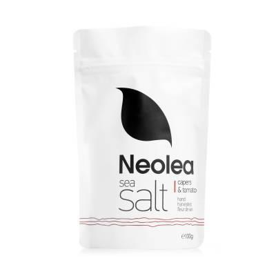 8997 - Neolea sea salt refill bag capers & tomato 100 gram