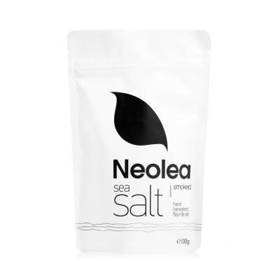 8994 - Neolea sea salt refill bag smoked 100 gram