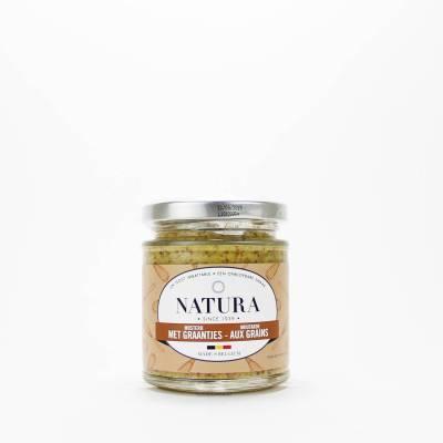 9745 - Natura Mosterd grof 180 gram