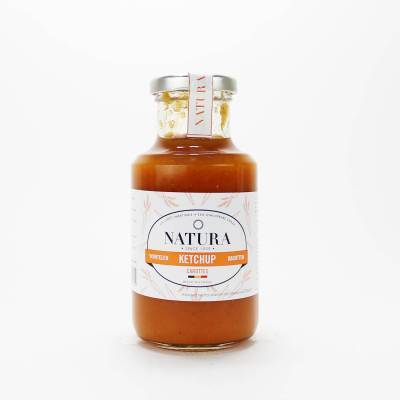 9754 - Natura Wortel ketchup 275 gram