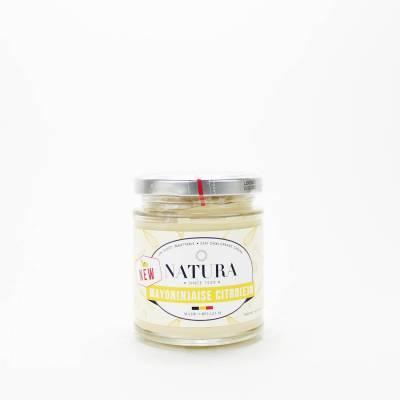 9758 - Natura Citroen mayonaise 160 gram