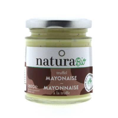9841 - Natura Truffel Mayonaise BIO 160 gram