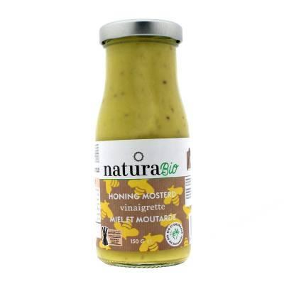 9846 - Natura honing mosterd vinaigrette 150 gram