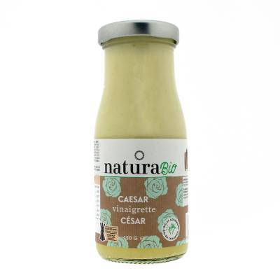 9848 - Natura ceasar vinaigrette 150 gram