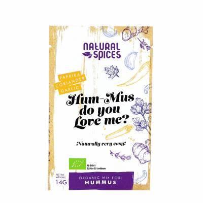 2035 - Natural Spices hum-mus do you love me 14 gram