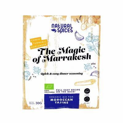 2045 - Natural Spices the magic of marrakesh 30 gram