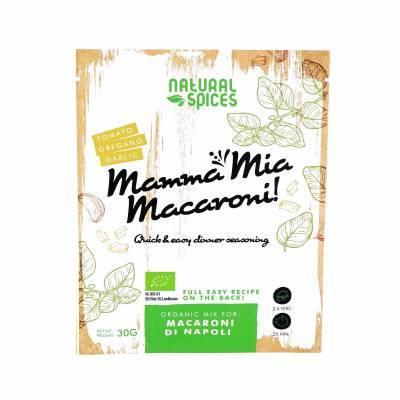 2046 - Natural Spices mamma mia macaroni 30 gram