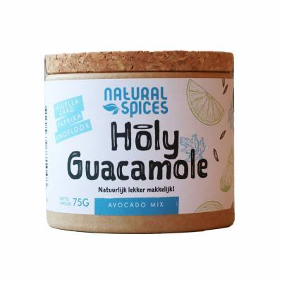 2002 - Natural Spices holy guacamole 75 gram