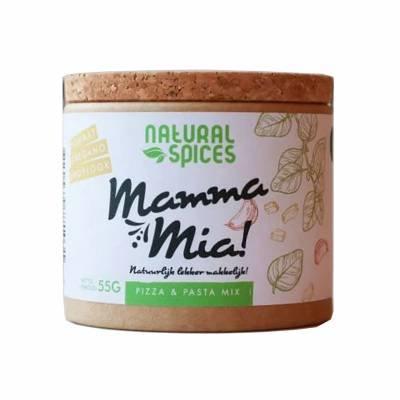 2004 - Natural Spices mamma mia 55 gram