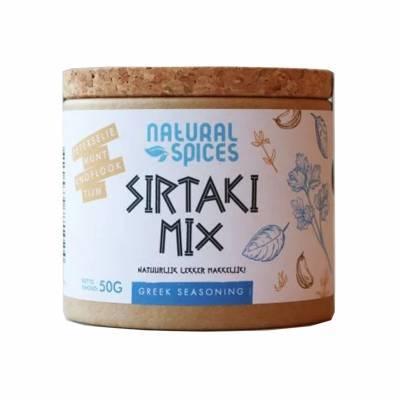 2007 - Natural Spices sirtaki mix 50 gram
