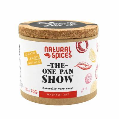 2041 - Natural Spices the one pan show 70 gram