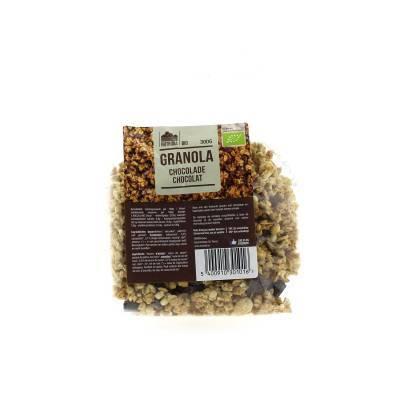 8816 - Nutridia granola chocolade 300 gram