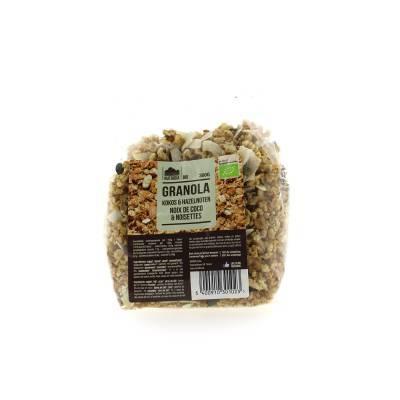 8817 - Nutridia granola kokos hazelnoot 300 gram