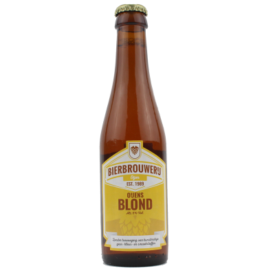 18400 - Oijens Bier blond bier 250 ml