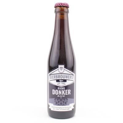 18401 - Oijens Bier donker bier 250 ml