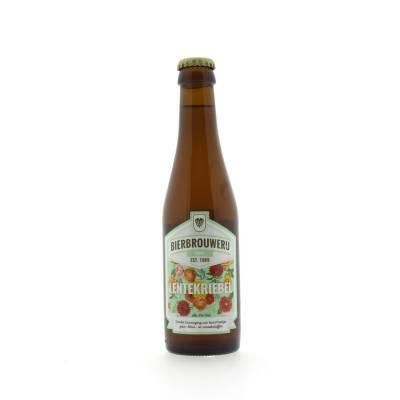 18405 - Oijens Bier lentekriebel bier 250 ml