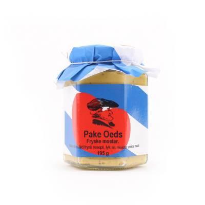 1072 - Pake Oeds fryske mosterd 195 gram