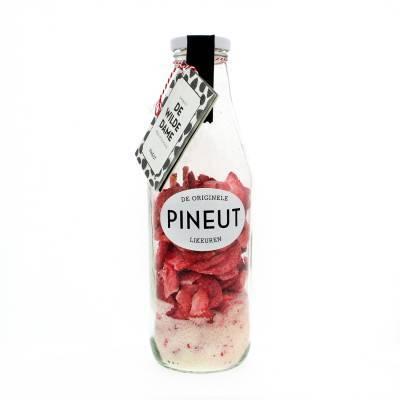 4858 - Pineut de wilde dame fles 750 ml