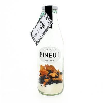 4877 - Pineut dubbel op fles 750 ml
