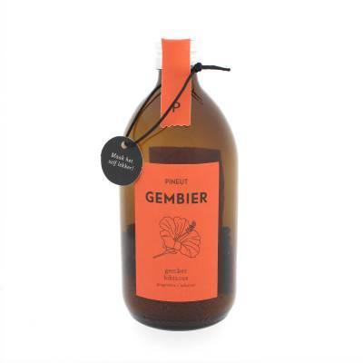 4880 - Pineut gembier hibiscus & appel 400 ml
