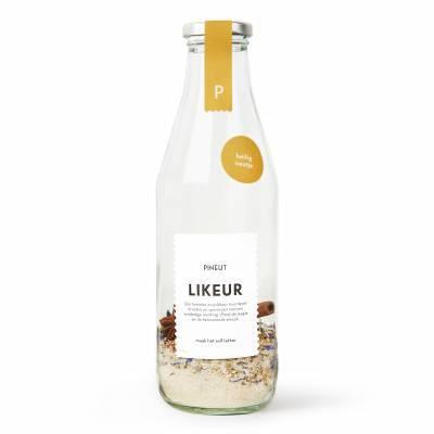 4881 - Pineut heilig neutje fles 750 ml