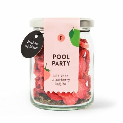 4894 - Pineut strawberry & mojito 1 stuk