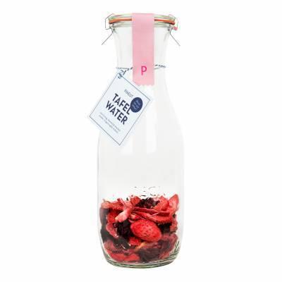 4895 - Pineut tafelwater aardbei & hibiscus 1000 ml