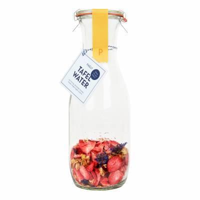 4896 - Pineut tafelwater aardbei, jasmijn & korenbloem 1000 ml