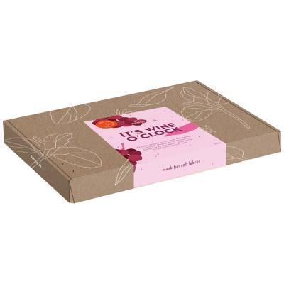4919 - Pineut brievenbusdoosje wijnbrood 348 gram