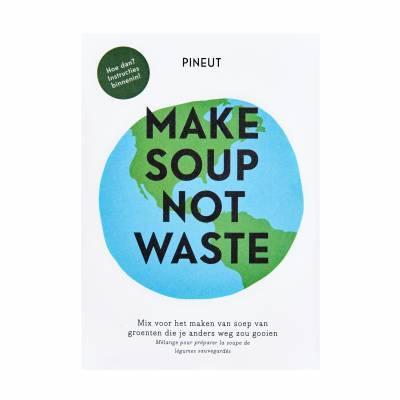 4852 - Pineut soepstarter make soup not waste 20 gram