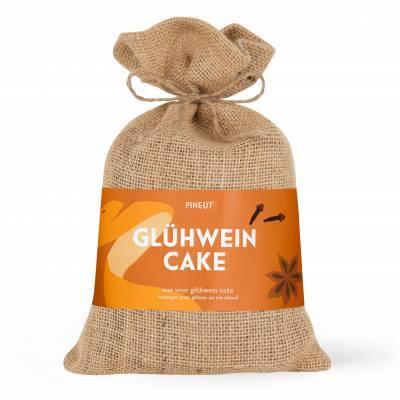 4870 - Pineut borrelbrood gluhweincake 350 gram