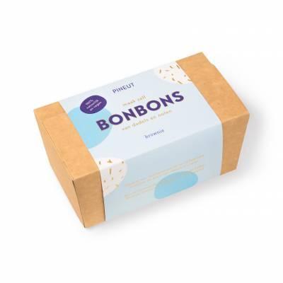 4840 - Pineut bonbon brownie 120 gram