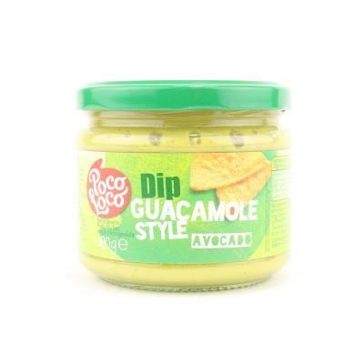 8376 - Poco Loco salsa guacamole 300 gram