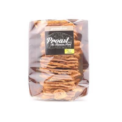 17274 - Proast gember cashew toast 100 gram