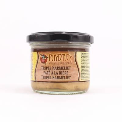 4851 - Puydjes paté karmeliet 95 gram