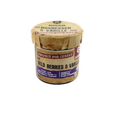 9871 - Quinta de Jugais bosvruchten vanille jam 180 gr