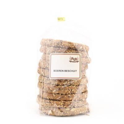 19920 - Ribbink boeren beschuit 175 gram