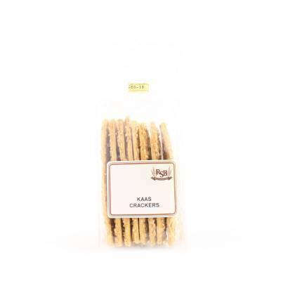 19924 - Ribbink kaascrackers 160 gram