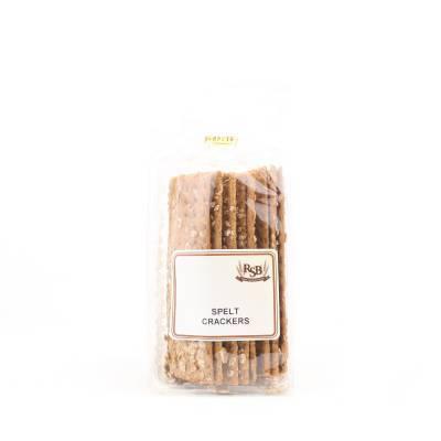 19925 - Ribbink speltcrackers 160 gram