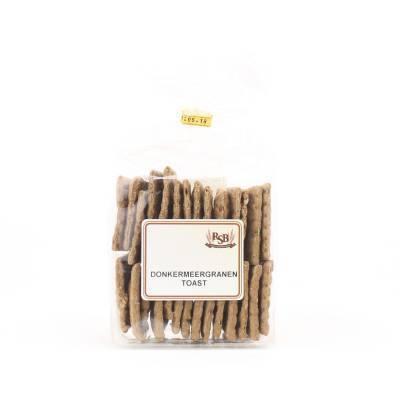 19930 - Ribbink donker meergranentoast 175 gram