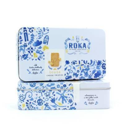6565 - Roka cheese crispies gouda 70 gram