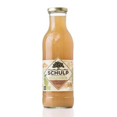 1870 - Schulp appel, peer & gembersap BIO 750 ml