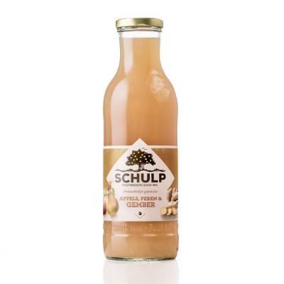 1871 - Schulp appel, peer & gembersap 750 ml