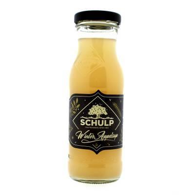 1878 - Schulp appelsap winter zwart 200 ml