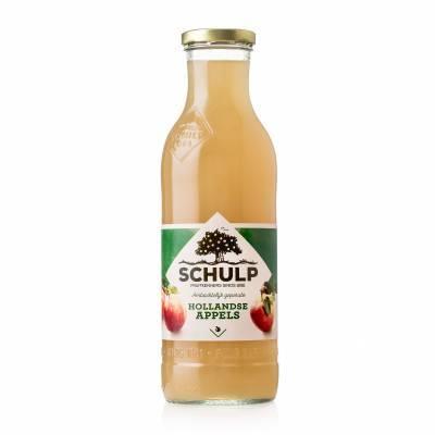 1910 - Schulp appelsap 750 ml