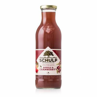 1918 - Schulp appel & cranberry 750 ml