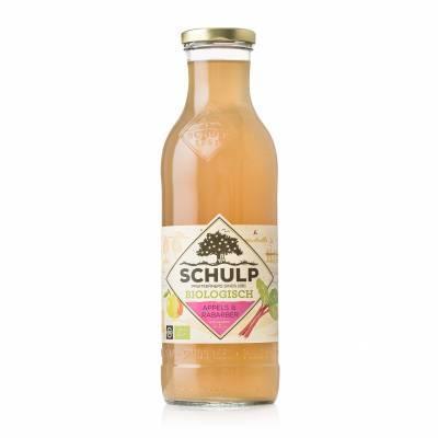 1921 - Schulp groot appel raberbersap 750 ml