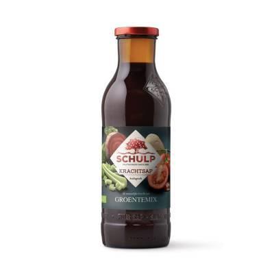1955 - Schulp krachtsap groentemix 750 ml