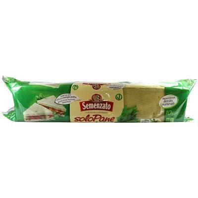 8302 - Semenzato pane per tramezzini spinazie 1 kg