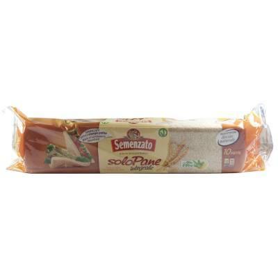 8300 - Semenzato pane per tramezzini volkoren 1 kg
